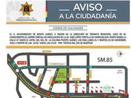 https://www.meganews.mx/quintanaroo/dia-de-muertos-cancun-cierre-calles/